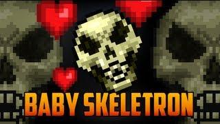 Terraria - Dungeon Guardian Pet, Baby Skeletron