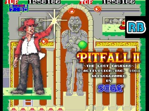 1985 [60fps] Pitfall II Nomiss ALL