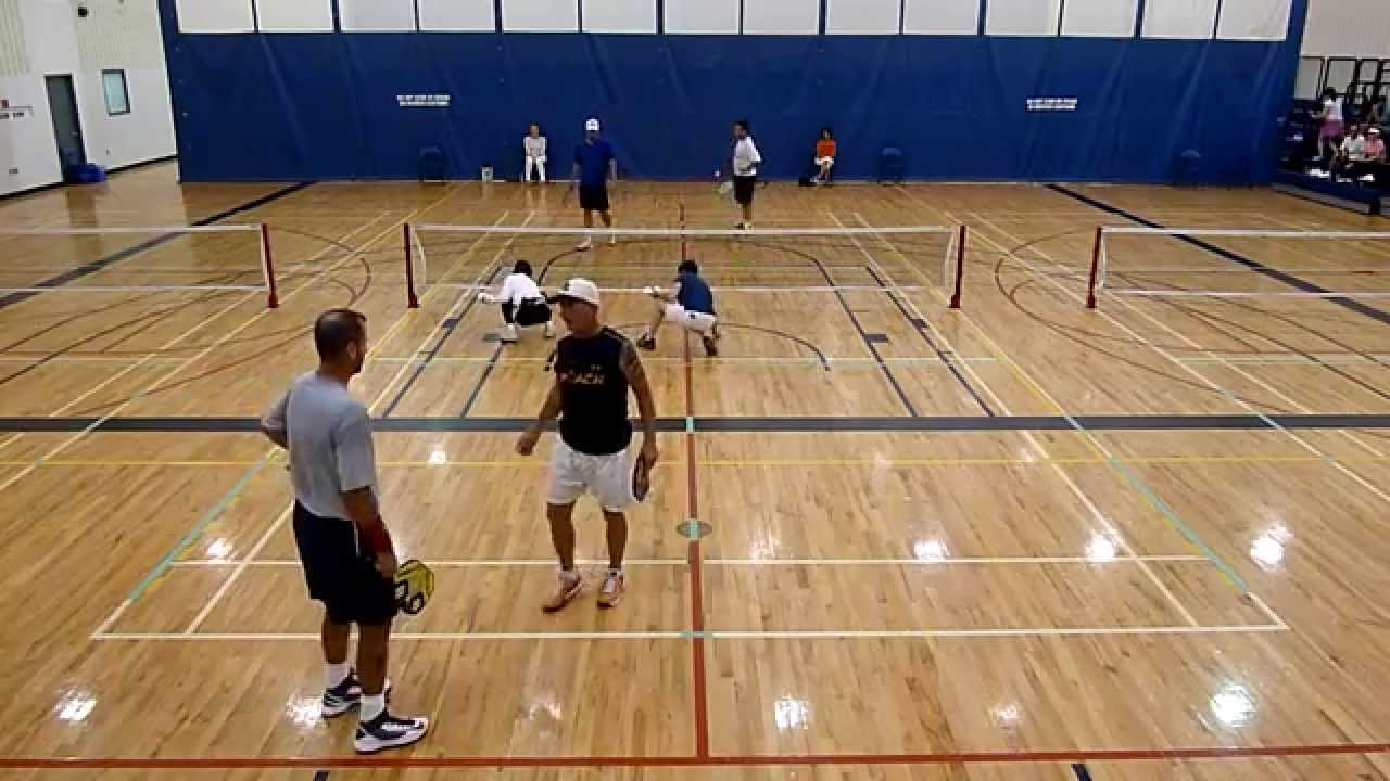 Valenti Sports Pickleball MENS OPEN DOUBLES FINAL Canadian ...