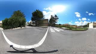 360 Alcuni spazi dell'Università Kore