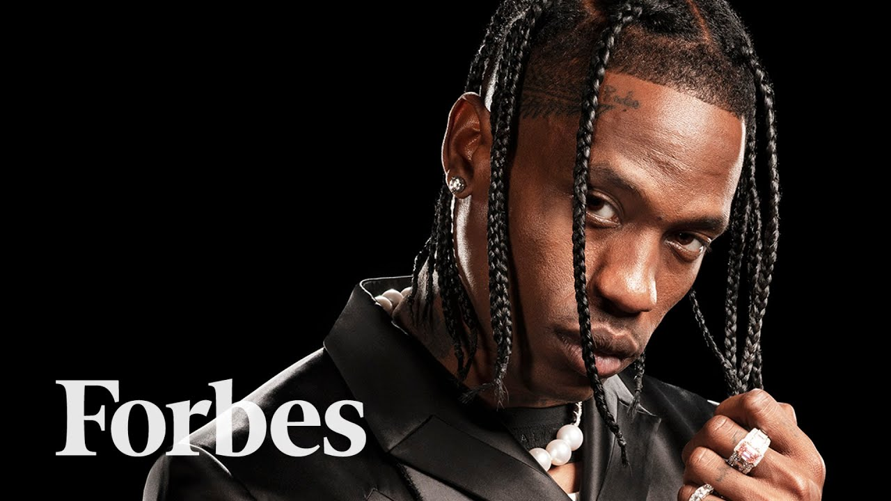 Forbes Spends :90 with Travis Scott