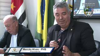 4ª S. Ordinária - Marcão Alves