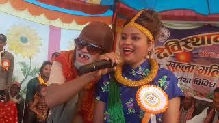पुस्कल शर्मालाई मर्ने गरि हसाए पित्री बुढाले Super Hit Comedy Pitri Budha With Puskal Sharma 2074