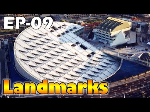 Alexandria Library Egypt | Forbidden City | Beijing City | Landmark | Episode 9 | Travel And Leisure