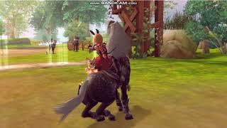 Alicia online|| Horse benevolent