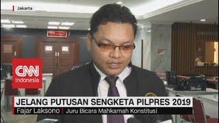 Gambar cover RPH Rampung, MK Siap Putuskan Hasil Gugatan Pilpres