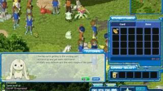 Digimon Battle Beginner  Gameplay