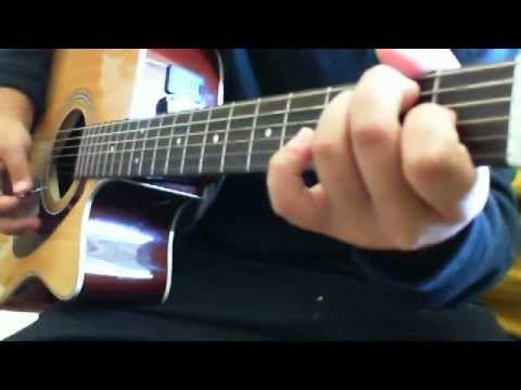 seal- kiss from a rose on the grave acoustic guitar cover+ chords ...