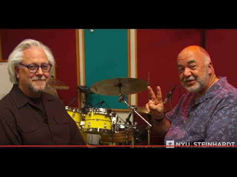 Conversations with Peter Erskine