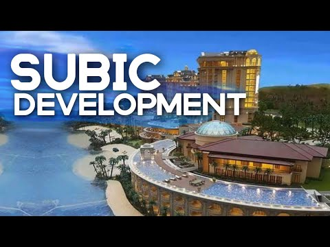 Subic Bay Philippines Development