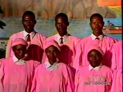 Christ 2001 #6 Jere D. Patzer in Mwanza, Tanzania