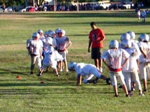 Matthews Football Practice 1