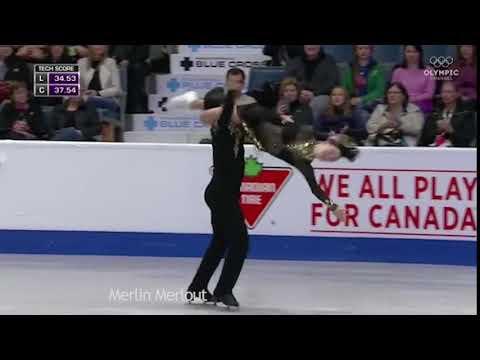 Pyeongchang Winter Olympics 2018 figure skating accident