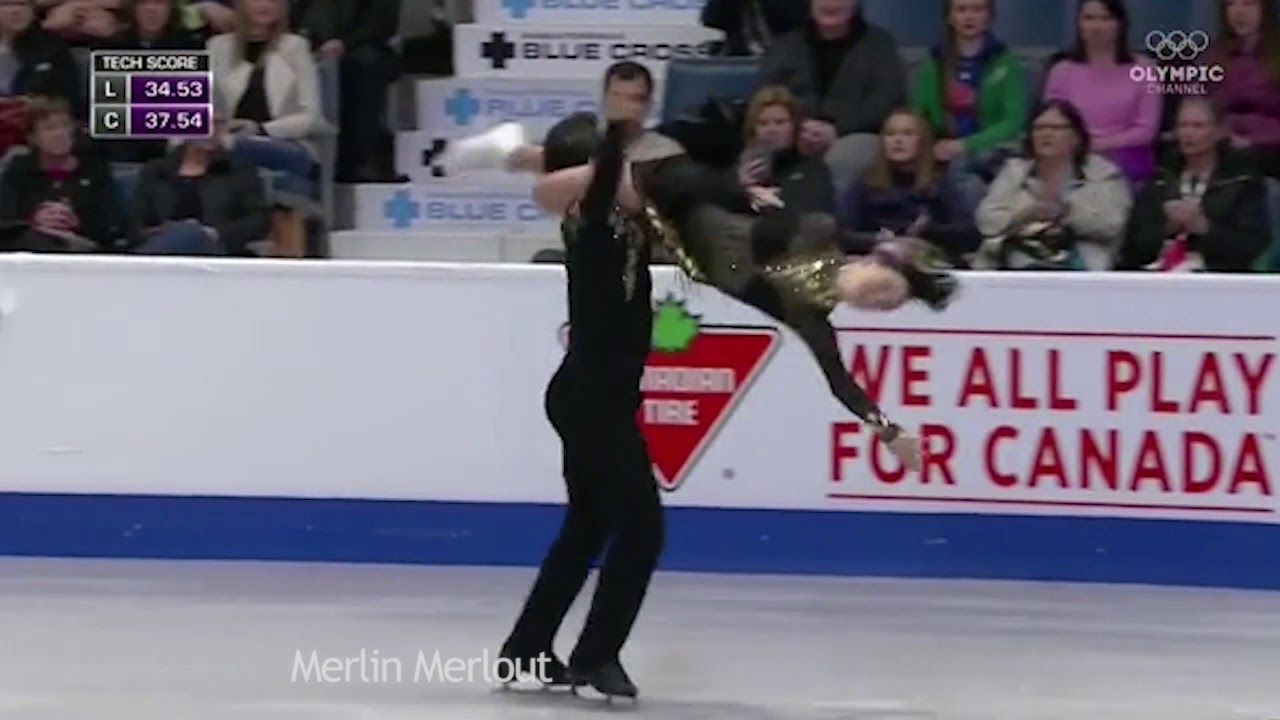 Pyeongchang Winter Olympics 2018 figure skating accident
