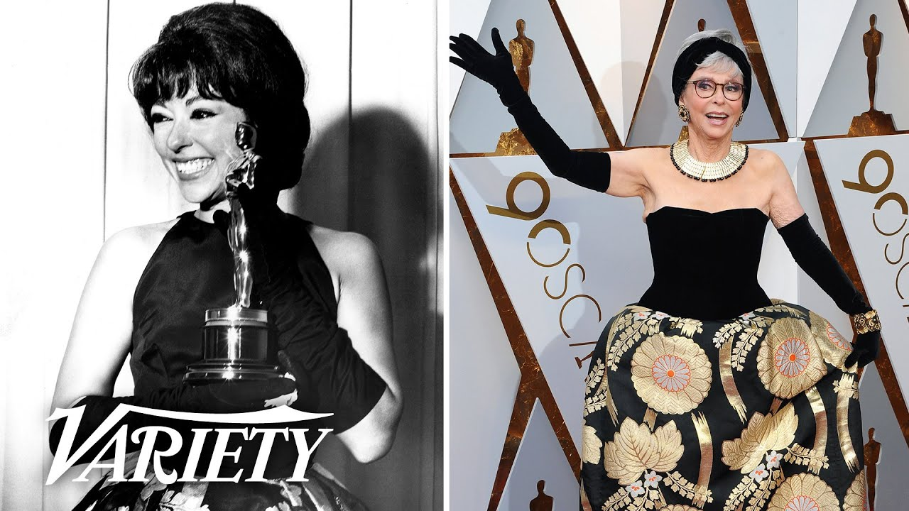 How Rita Moreno's Iconic Oscars Dress Landed in the Academy Museum