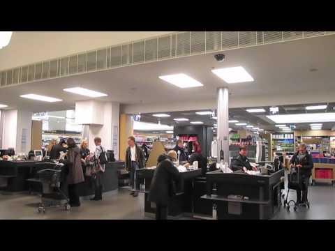 Stockmann Department store in Helsinki