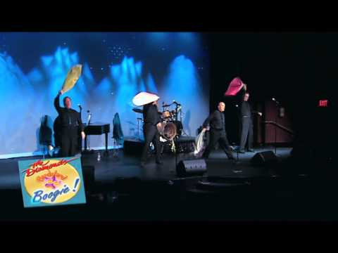 The Diamonds - Bandstand Boogie! Promotional Video (HD)