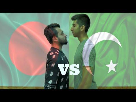 EPIC DANCE BATTLE! (Bangladesh Vs Pakistan)