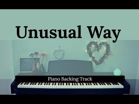 Unusual Way: NINE (Piano accompaniment / Backing / Karaoke track)