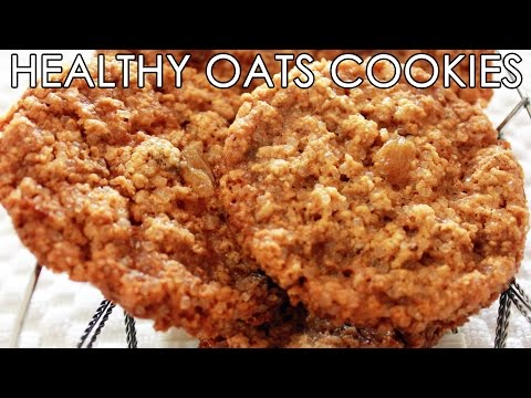 Eggless Oats Cookies | Breakfast Recipes Without Eggs | Healthy Breakfast Ideas | Kanak's Kitchen