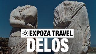 Delos Vacation Travel Video Guide