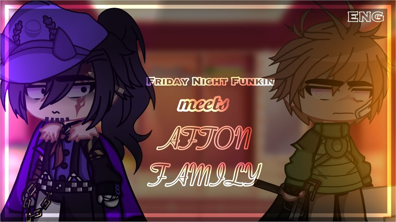 Friday Night Funkin meets Afton Family [ENG] [part 1/?]