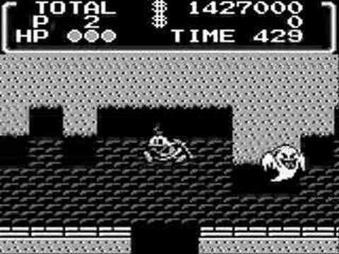 Image result for ducktales game boy