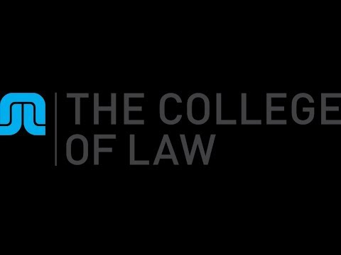 College of Law - PLT Session 2017 - SCULA