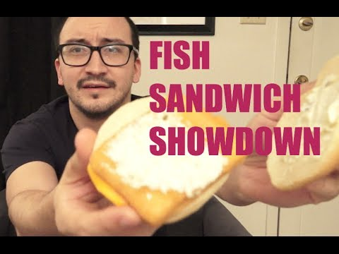 Best Fast Food Fish Sandwich | Watch BEFORE You Order