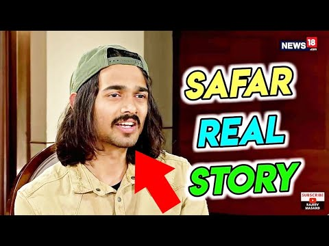 REAL STORY Behind Bhuvan Bam - Safar Music Video | BB Ki Vines Safar | Mostlysane Collab, UIC |