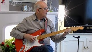 Dreamin' - Cliff Richard - instro cover by Dave Monk