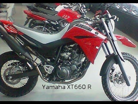 yamaha 660r: