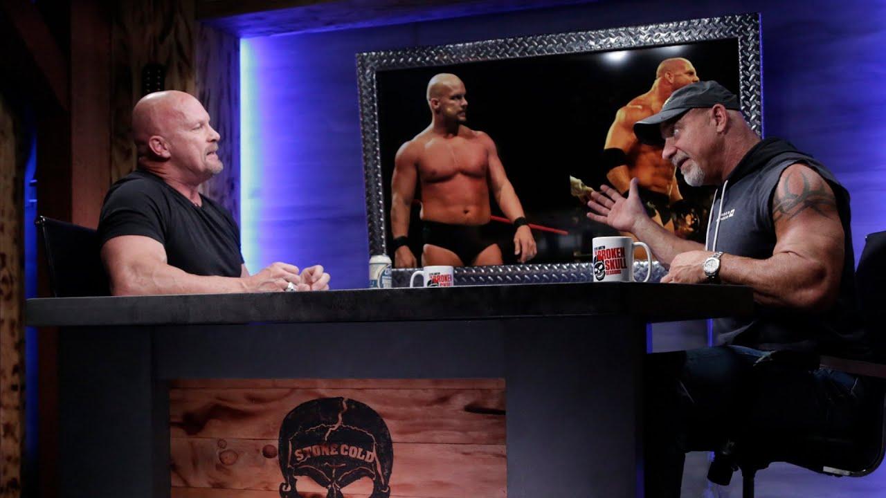 """""""Broken Skull Sessions"""" con Goldberg."""