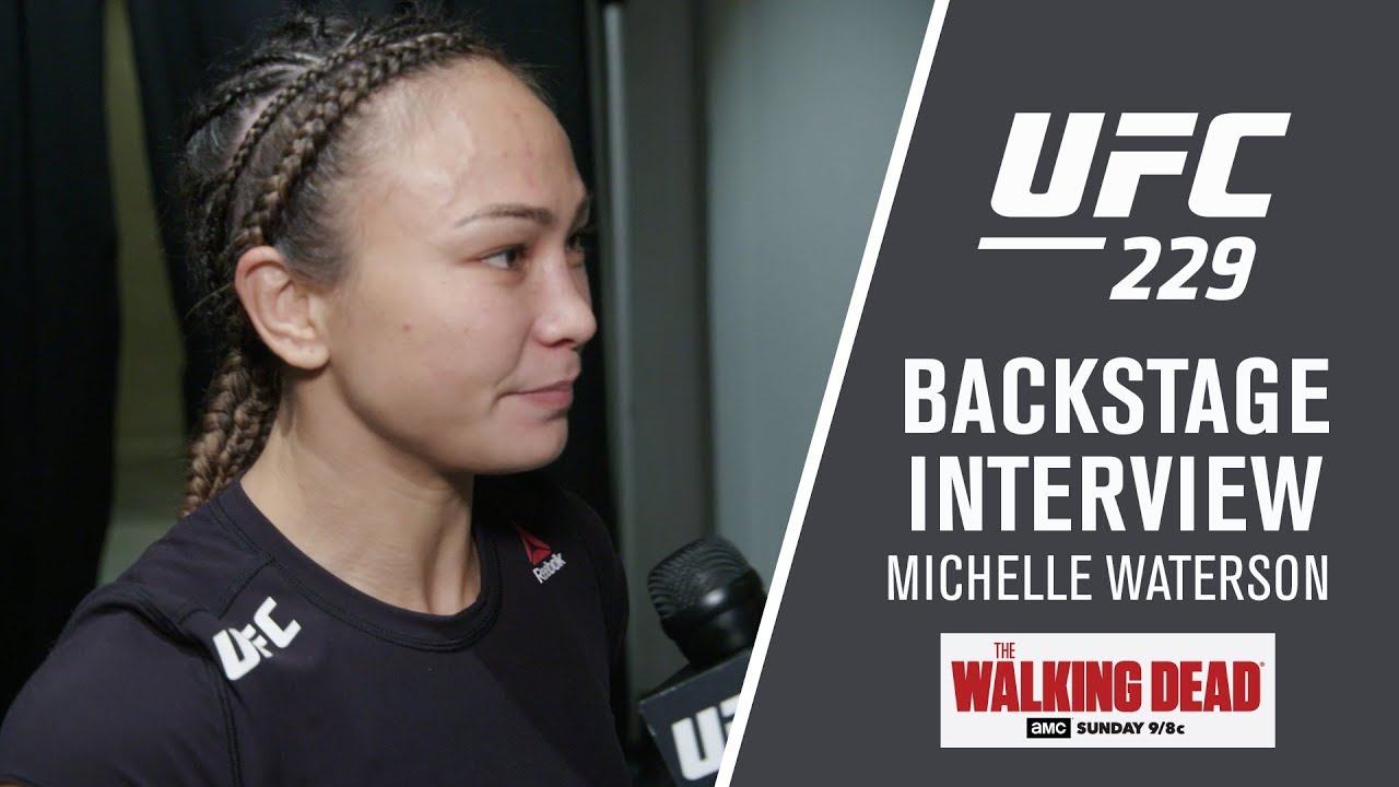 Snapchat Michelle Waterson nude photos 2019