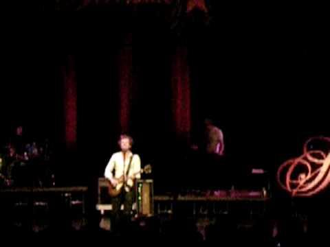 Secondhand Serenade - Goodbye--Live 4/2/2009 at ISU