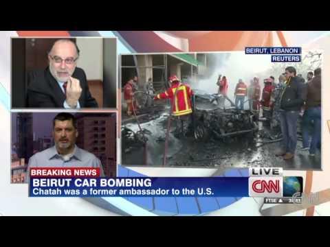 Former Lebanese Finance Minister Killed In Beirut Car Bomb