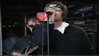 Oasis - Fade Away (Live in Glastonbury) June26, 1994