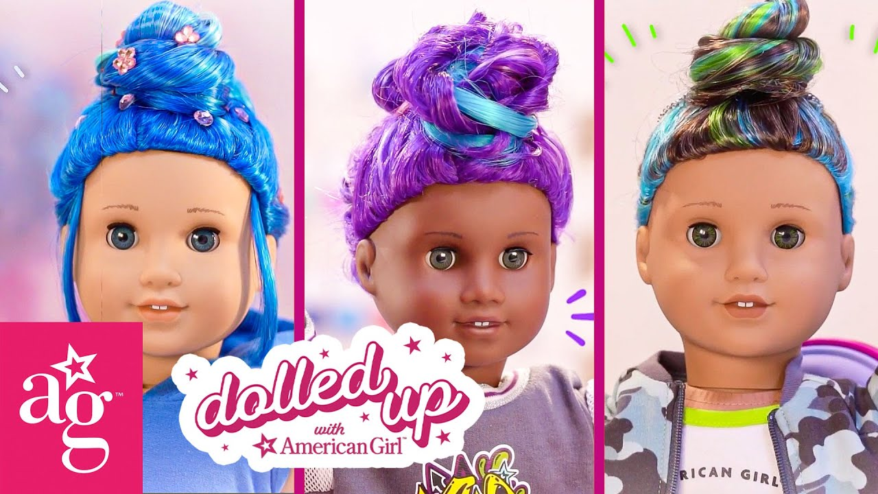 @American Girl Marathon! The Best Dolled Up Season EVER! | Season 3 Full Episodes 1 - 6! 🎀 ✨