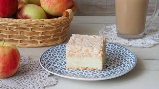 Ciasto Ryż z jabłkami