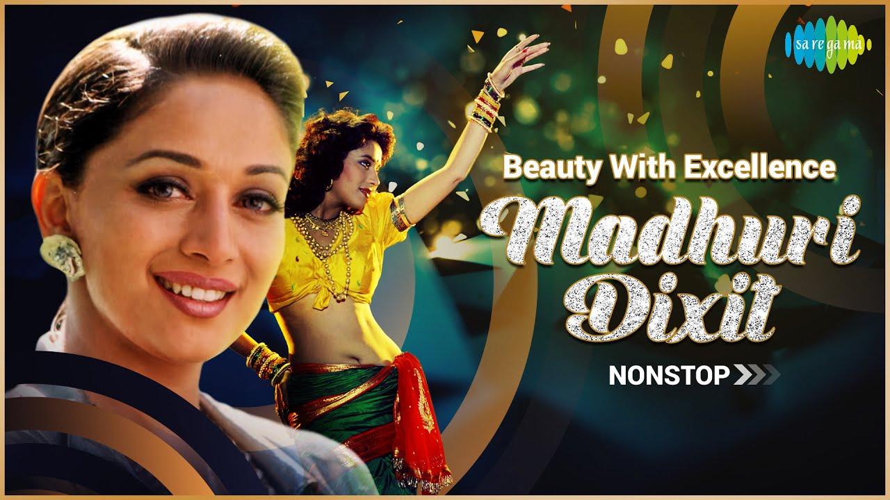Madhuri Dixit Special | Humko Aaj kal Hai Intezaar | Sajan Sajan Teri Dulhan |Wah Wah Ramji |Nonstop