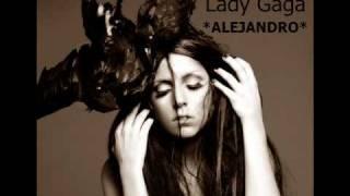 Lady Gaga - Alejandro (Bimbo Jones Radio Edit)
