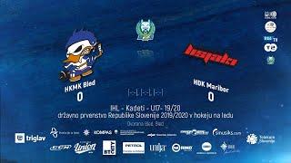 [DP 2019/2020] HKMK Bled - HDK Maribor #U17