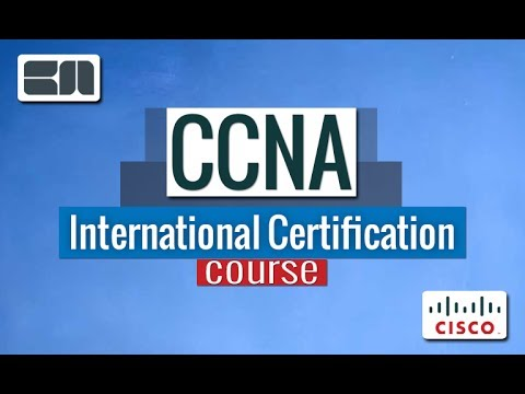 ccna coursework Senior administrators or managers within the it and related industries the  cisco-specific content of the course enhances graduates' employability further.