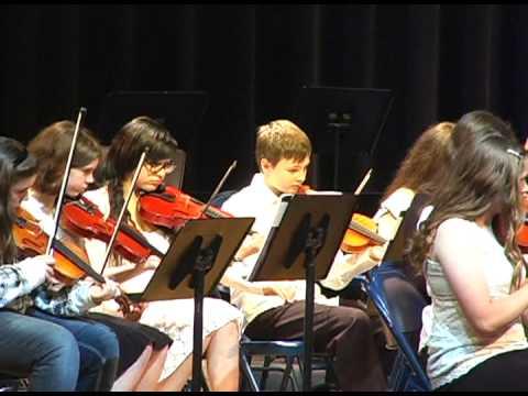 Pembroke Community Middle School Concert Filmed by Jeremie Waters May 21, 2013