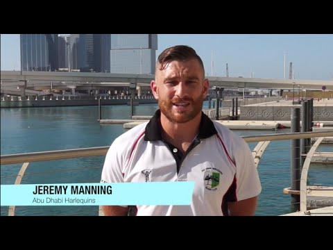 UAE Rugby Senior Player of the Year nominee: Jeremy Manning (Abu Dhabi Harlequins)