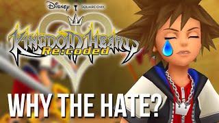 Why So Much Hate on Re:Coded? (Kingdom Hearts Discussion)