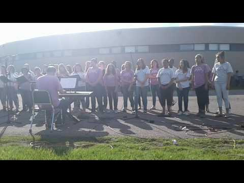 Light in the Hallway by Pentatonix - Mt Morris Middle School Choir