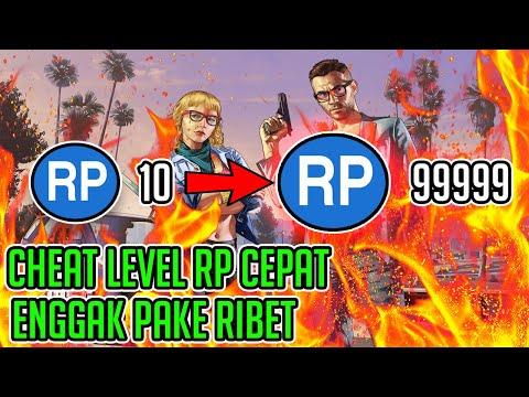Cheat Level Rp Gta V Online Bahasa Indonesia  Terbaru 2020 | Cheat Engine |