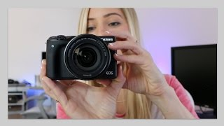 Vlogging Camera - Canon EOS M3 Test!(Testing out the Canon EOS M3! MORE INFO AND TO GET IT: http://amzn.to/1KfCBET SUBSCRIBE: ..., 2016-01-29T19:23:06.000Z)