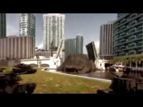 Phút giây Nghẹt thở khi Cá Sấu Khổng Lồ Đổ Nhập Thành Phố.